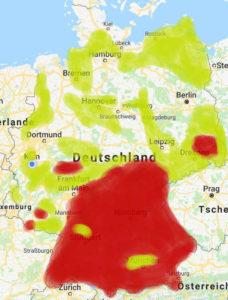 Zeckenkarte Deutschland 2018 FSME Risikogebiete und Erkrankungen Robert Koch Institut